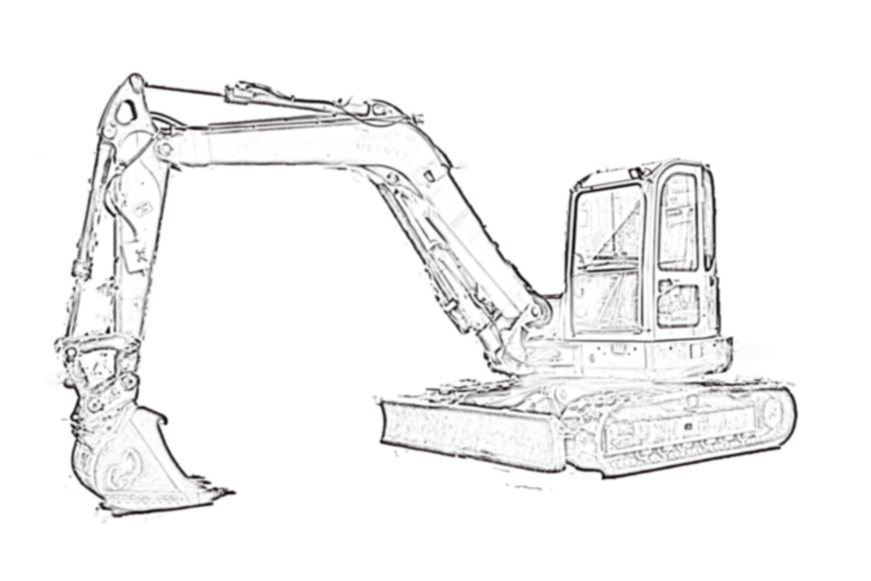 For sale excavators