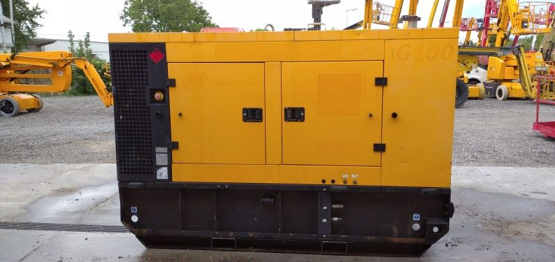 INGERSOLL RAND G100 SUR SKID dízel generátor