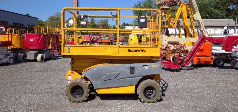 Haulotte Compact 10 RTE