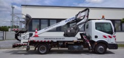 Nissan Cabstar Oil&Steel Scorpion 1812 Smart