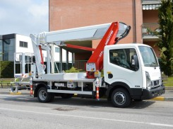 Nissan Cabstar Multitel MJ 226