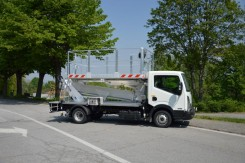 Nissan Cabstar Multitel MS 100
