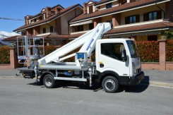 Nissan Cabstar Multitel MT 162 EX