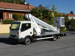 Nissan Cabstar Multitel MT 202 DS