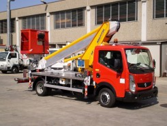 Nissan Cabstar Multitel MT 202 EX