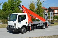 Nissan Cabstar Multitel MT 240 EX
