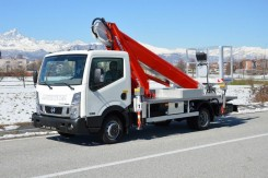 Nissan Cabstar Multitel MT 204 EX