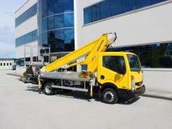 Nissan Cabstar Multitel MT 222 EX