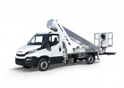 Nissan Cabstar Multitel MTE 270