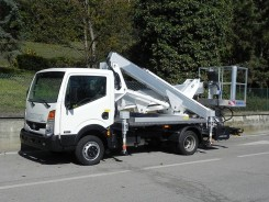 Nissan Cabstar Multitel MX 210