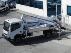 Nissan Cabstar Multitel MX 235