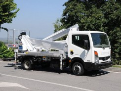 Nissan Cabstar Multitel MX 250
