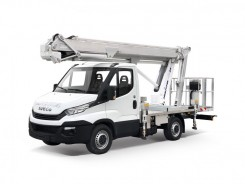 Nissan Cabstar Multitel MZ 250